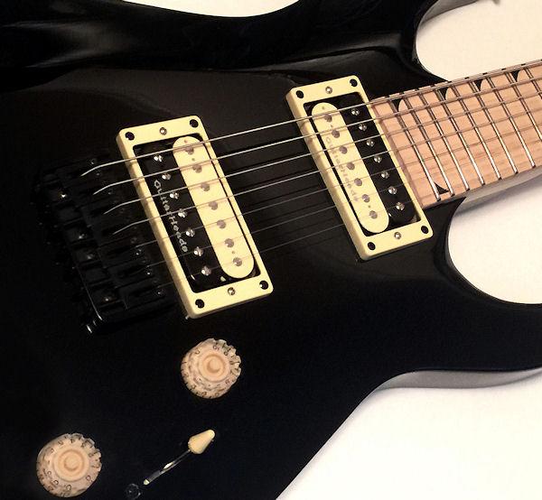 Custom Made Guitar Pickup Rings