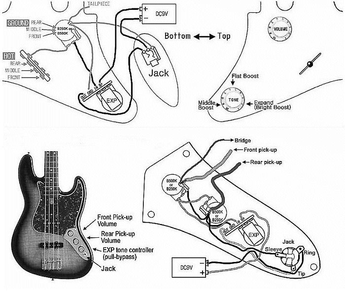 artec humbucker wiring diagram 2 humbucker 1 volume wiring